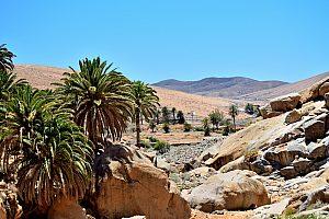 Tolle Panoramen Inselmitte Fuerteventura
