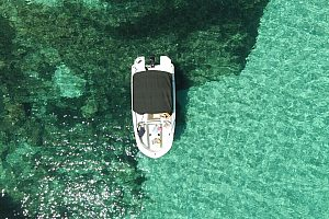 Führerscheinfreies Boot auf Mallorca mieten