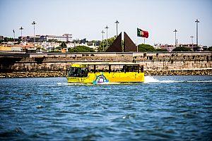 Auf Wasser und Land: Lissabon Stadtrundfahrt im Amphibienbus