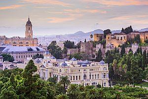 Malaga privat erkunden mit Guide