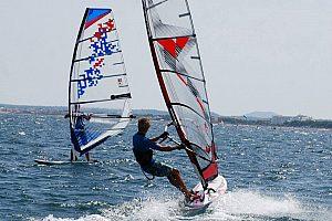 Windsurfen lernen in Alcudia