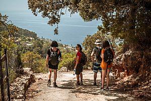 Wandern an der Westküste Mallorcas