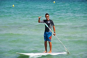 Standup Paddle Surf in Mallorca