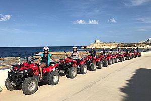Gozo Quad Tour