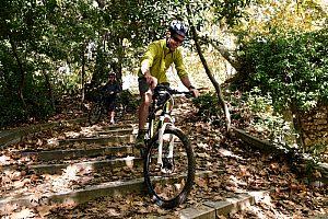 Mountainbike Tour ab Athen