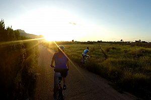 Mountainbike Tour ab Dénia in den Abendstunden – ideal für Anfänger!