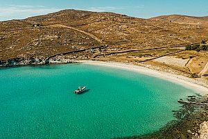 Bootsausflug Mykonos Rhenia