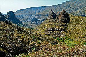Tagesausflug Gran Canaria Landschaft