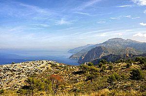 Sierra de Tramuntana Westküsten Tour Mallorca