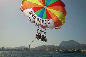 Benidorm Parasailing - ein spektakuläres Abenteuer über der Costa Blanca