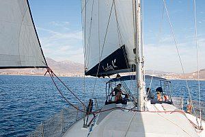 Kykladen Inselhopping im Segelboot