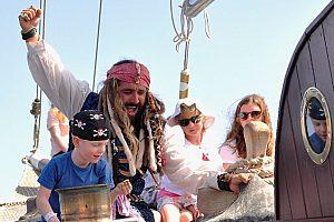 Piraten Bootstour Fuerteventura