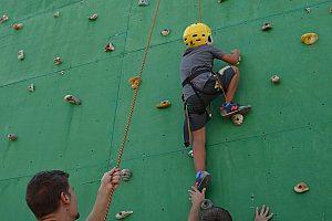 Klettern für Kinder in Andalusien