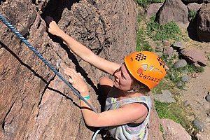Klettertouren im Süden Gran Canarias