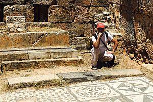 Ruinen von Lissos auf Kreta