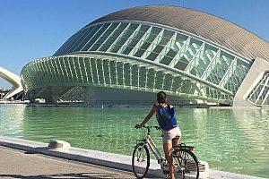 Valencia Fahrrad-Tour: eine spannende Stadtrundfahrt durch die Geschichte