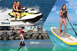Wassersport-Paket Gran Canaria