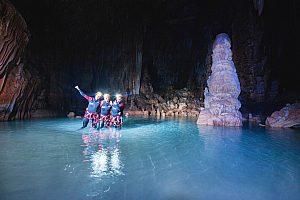 Sa Cova des Coloms bei Seehöhlen-Tour Mallorca