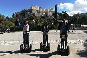 Athen Segway Tour Akropolis