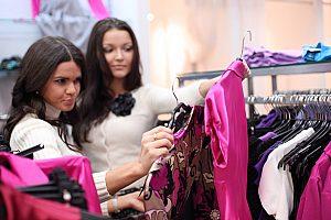 Shopping mit Beratung