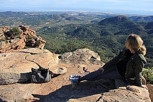 Naturpark Sierra Calderona Jeep Tour ab Valencia - Abenteuer Safari in den Bergen