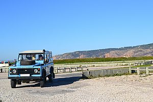 Jeep Safari nach Sintra