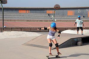 Skateboardkurse auf Fuerteventura