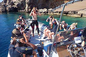 Speedboot ab Bonaire auf Mallorca