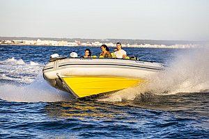 Mallorca Speedboot Tour zum Sonnenuntergang