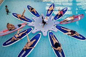 SUP Yoga/Pilates in Kreta