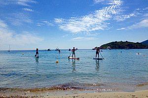 Mallorca Stand Up Paddling Kurs
