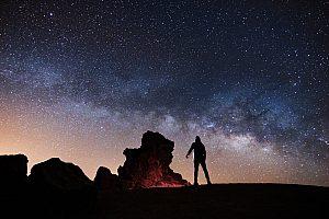 Astronomic Tour Teide Teneriffa
