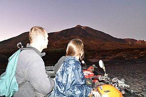 Teide Quad Tour Teneriffa