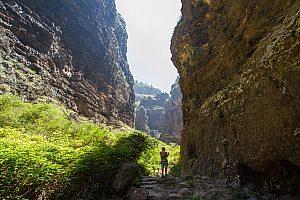 Wandertour um Adeje auf Teneriffa