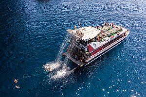 Bootsausflug Teneriffa im Glasbodenboot