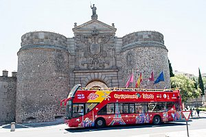 City Sightseeing Bus Toledo
