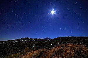 Astronomic Tour Teide by night auf Teneriffa