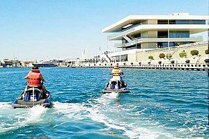 Sightseeing per Jet ski: Ab Valencia auf Jetski Tour gehen und die Küste erkunden