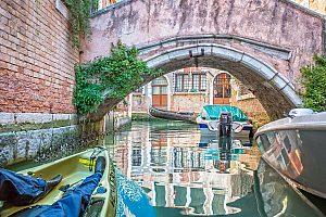 Venedig auf dem Wasser