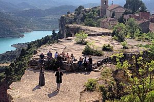 Traumhafter Blick in Siurana