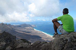 Fuerteventura wandern zum Pico de la Zarza