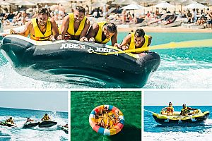 Fun Tubes Mykonos Super Paradise Beach