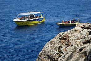 speedboot tour cabrera mallorca