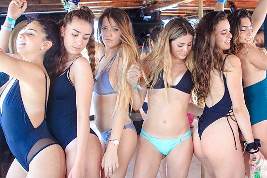 Partyboot Mallorca Tanzen