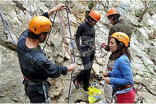 einweisung trekking mallorca