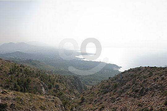 Aussicht beim Mallorca Trekking