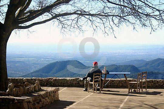 Puig d'Alaró senderismo