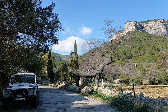 caminata al Puig de Alaro