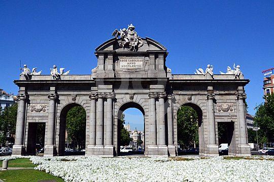 tour guíada de Madrid
