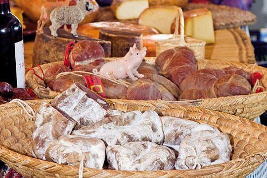Mercado de Cala Ratjada en Mallorca